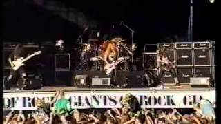 Sepultura - Live Giants of Rock 1991.