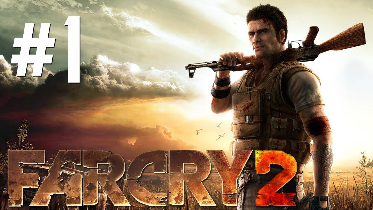 Far Cry 2 Detonado / Gameplay Parte #1 [PT- BR]
