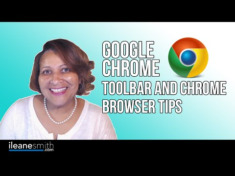 Google Chrome Toolbar And Browser Tips For Power Users