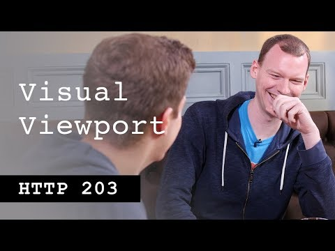 Visual Viewport - HTTP203