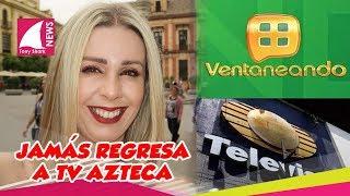 Exconductora desechada por Pati Chapoy tendría regreso triunfal a TV Azteca