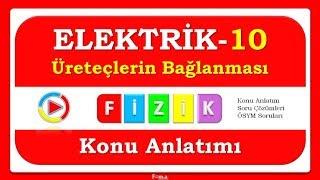 Elektrik-10 (Üreteçlerin Bağlanması)