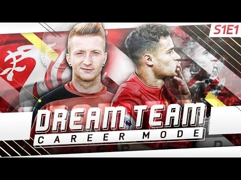 MARCO REUS SIGNS FOR LIVERPOOL!!! | FIFA 17: Liverpool Dream Team Career Mode - S1E1