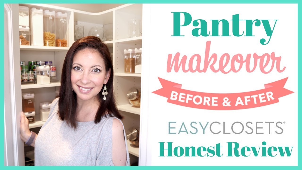 Easy Closets Installation and HONEST Review