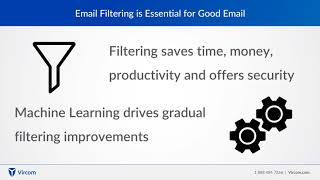 Email Filtering - Email Security Features