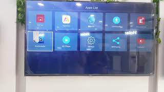 """Haier new 55""""inch 4k smart LED Tv (55""""k6500UA) unboxing and Review"""