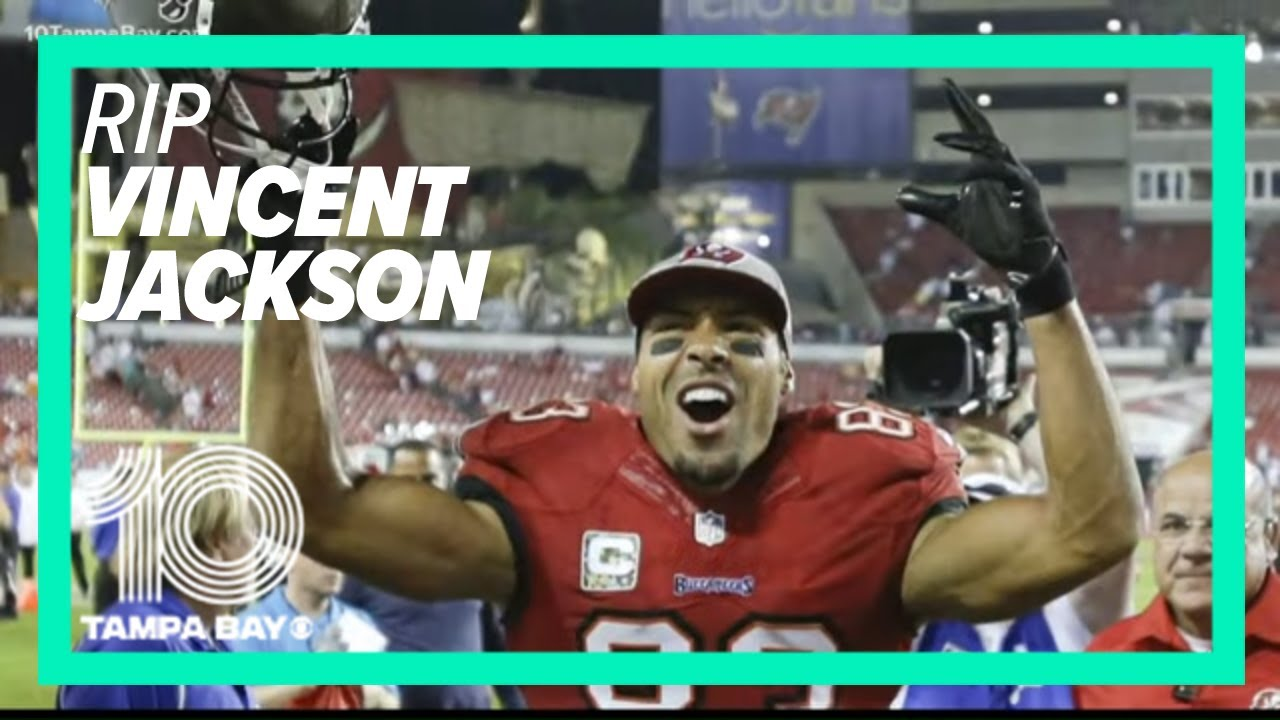 Former NFL wide receiver Vincent Jackson found dead in hotel room