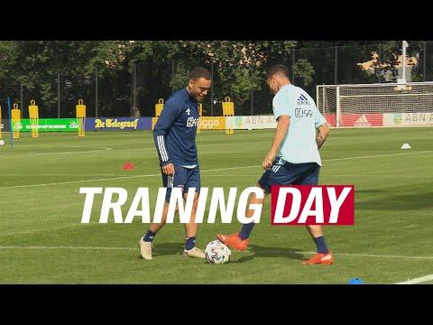 TRAINING DAY | De Ligt = back & Dest vs. Antony