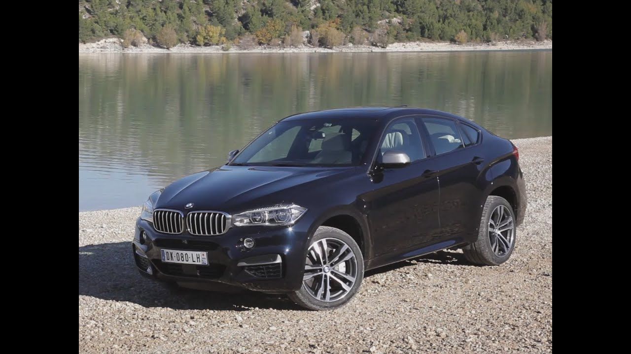 Essai Bmw X6 M50d M Performance 2014 Youtube