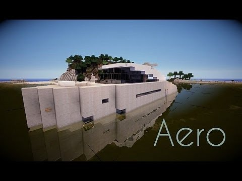 Minecraft Small Modern Yacht YouTube