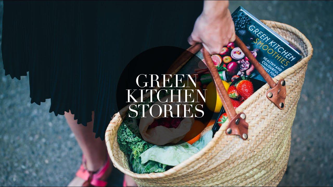 Green Kitchen Stories Book Green Kitchen Smoothies Book Trailer Youtube