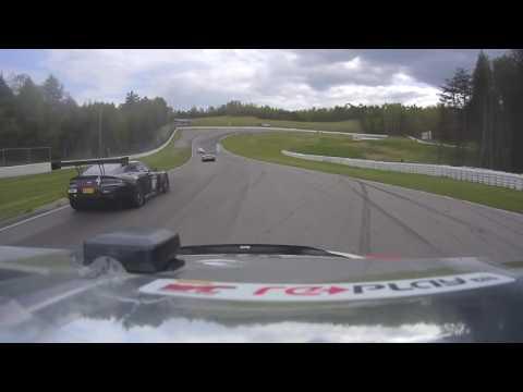 Dion von Moltke - Audi R8 Mosport On-board