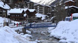 SWITZERLAND - Lucerne, Bern, Wengen, Zermatt - 8 Days, 8 Places - 8 Dias, 8 Lugares