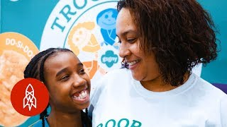 Homeless Girl Scouts Find Home Amongst Each Other