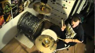 James Piercey - Wiz Khalifa & Snoop Dogg Feat Bruno Mars - Young, Wild & Free Drum Cover