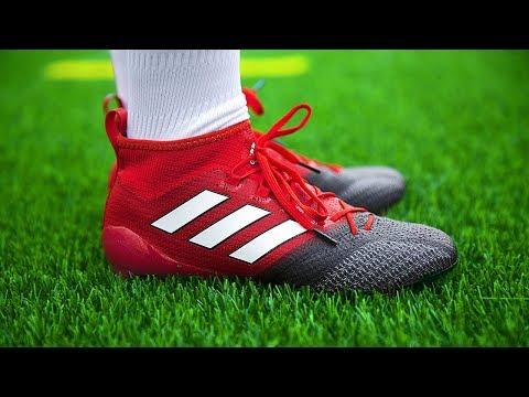 Testing Manuel Neuer Football Boots - adidas ACE 17.1 Primeknit Review