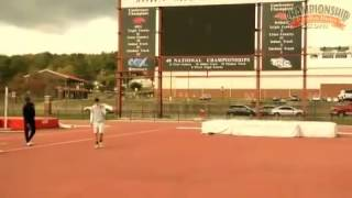 Arkansas Track and Field Presents Common Errors and Corrections High Jump