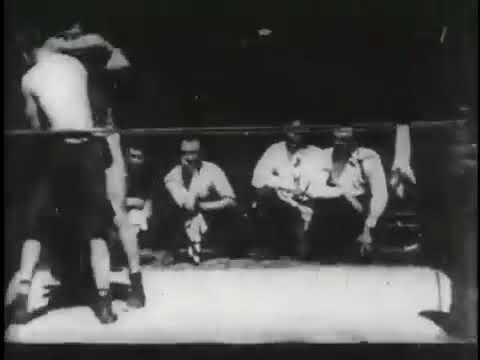 Leonard Cushing Fight