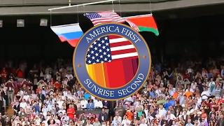 America First | Sunrise Second - #everysecondcounts