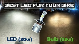 Bike LED Headlight: How To Install Your Motorcycle Light In Just 15 minutes?