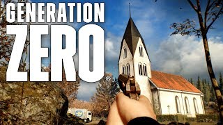Generation Zero 02 | Die Waffen der Kirche | Gameplay German Deutsch thumbnail