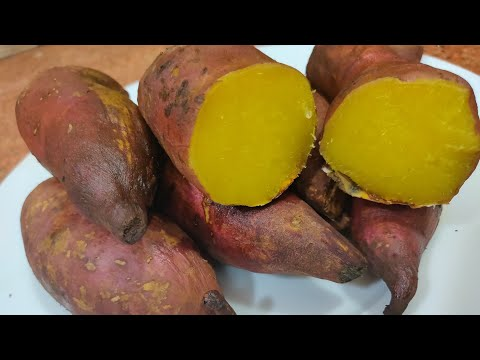 How to cook sweet potatoes in pressure cooker