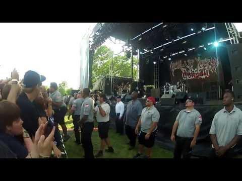 "Orion Fest 2013 - Metallica performs Kill 'Em All as ""Dehaan""."