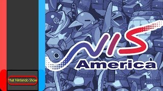 Thoughts And Impressions On The NIS America Showcase 2019 - That Nintendo Show