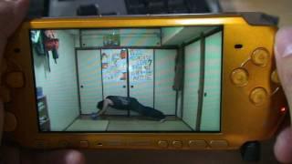 PSP go of new sale 新型タッチパネル搭載PSP goプレイ動画