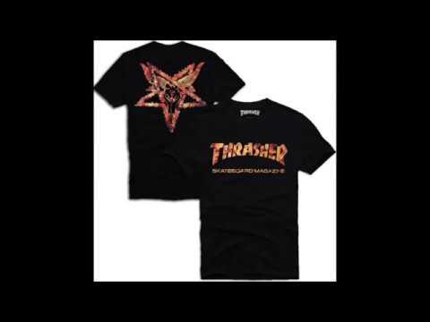 6b660fcf35f6 Satanic Santa Cruz Clothing - YouTube