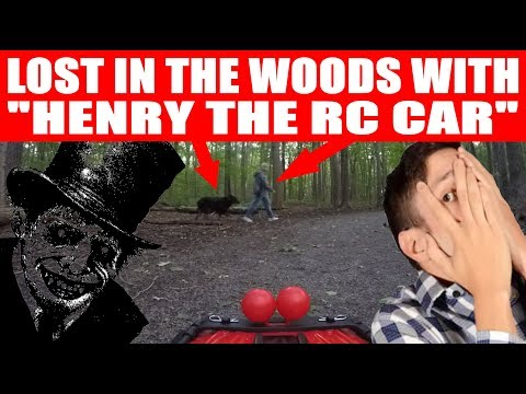 "LOST IN THE WOODS WITH ""HENRY THE RC CAR""! (EPISODE #109)"