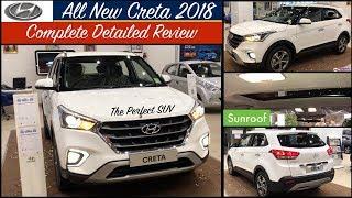 Creta 2018 Review | New Creta 2018 Interior | Creta 2018 Price,Features | Creta 2018 Facelift