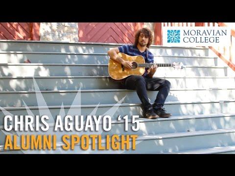 Chris Aguayo '15 | Moravian College Alumni Spotlight
