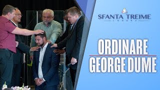 Ordinare George Dume o 13 Mai 2018 - Biserica Sfanta Treime - Londra