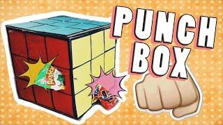 DIY Regalo DIVERTIDO para tu novio/a PUNCH BOX | L I N A B L A C K