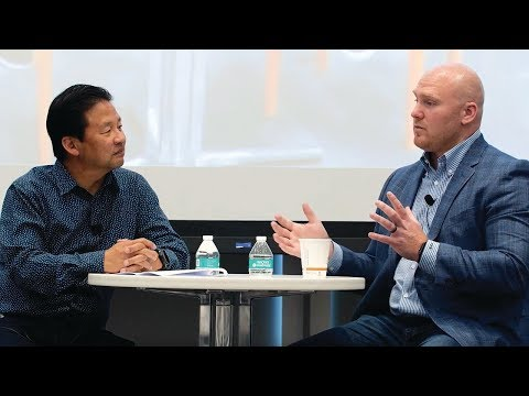 Samsung Forum: The Journey from the NFL to Entrepreneur and Investor