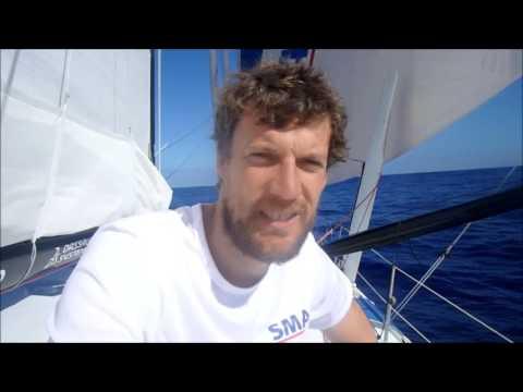 J48 : Paul Meilhat a officialisé son abandon / Vendée Globe