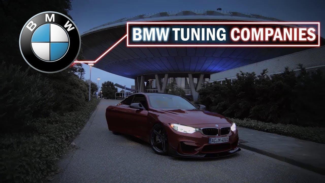 Top 5 BMW Tuning Companies