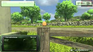 Farming Simulator 2013 tutorial ovejas y pollos