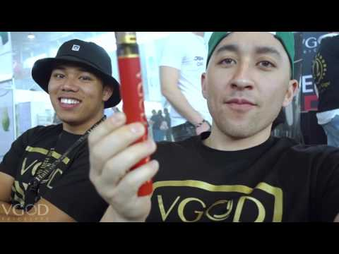 VGOD VLOG: Stuttgart, Germany | Hall of Vape 2017