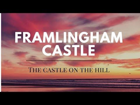 Framlingham Castle ~ Castle On The Hill ~ DJI Phantom 4