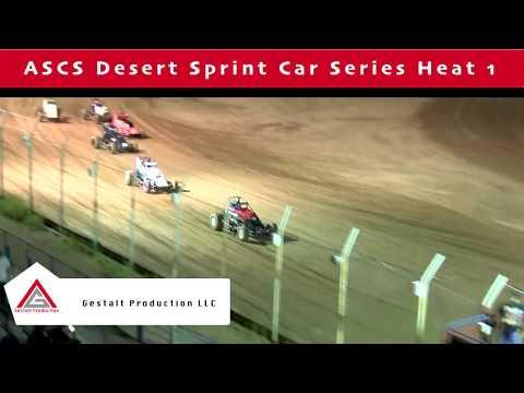 USA Raceway  ASCS Non Wing Sprint Car Heats 7.6.19