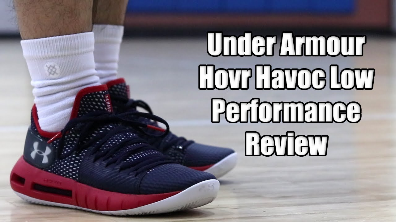 831c9427d3c Under Armour Hovr Havoc Low Performance Review! - YouTube
