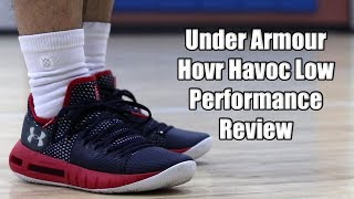 Under Armour Hovr Havoc Low Performance