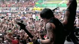Bullet For My Valentine - Hand Of Blood(live) Big Day Out 2009