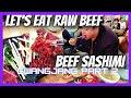 GWANGJANG  MARKET 2 | Koreans eat raw uncooked beef meat and octopus | Korean Filipina Couple Vlog