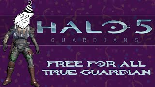 Halo 5 - Free For All, True Guardian, Fails, Funny Moments,