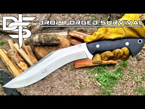 Absolute Best Survival Tool – The Kukri/ Khukuri – Tope Knives