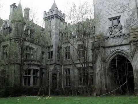 chateau miranda aka chateau de noisy abandoned castle youtube. Black Bedroom Furniture Sets. Home Design Ideas
