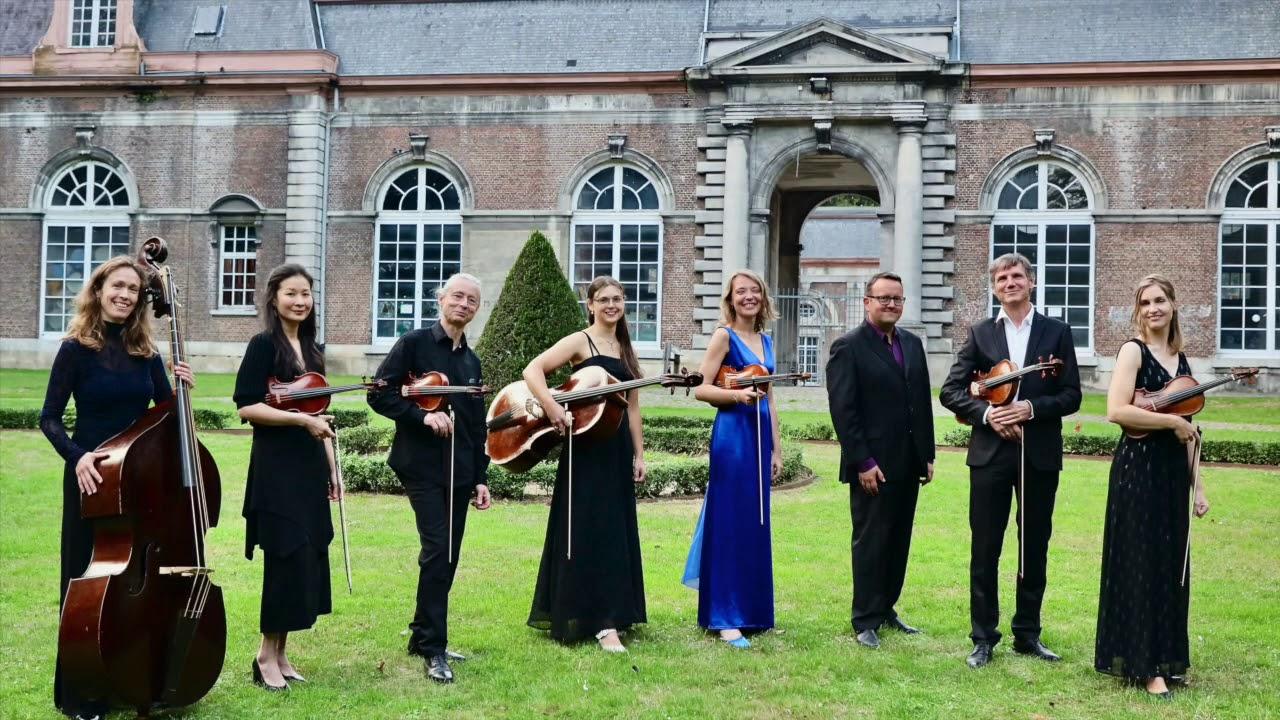 le Pavillon de Musique H.-J. De Croes Violin Concerto IV/3